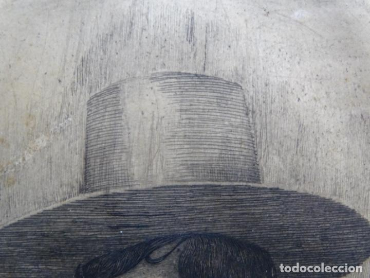 Arte: GRABADO DE JOSEP RIGOL FORNAGUERA.1927 - Foto 6 - 218848192