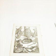 Arte: GRABADO 7 COSTUME DE ANCIENS PEUPLES,USAGES RELIGIEUX,CIVILS ET DOMESTIQUES DES GRECS ET DES ROMAINS. Lote 218942917