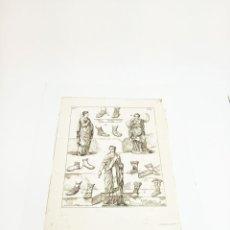 Arte: GRABADO11 COSTUME DE ANCIENS PEUPLES,USAGES RELIGIEUX,CIVILS ET DOMESTIQUES DES GRECS ET DES ROMAINS. Lote 218943007