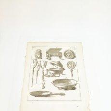 Arte: GRABADO12 COSTUME DE ANCIENS PEUPLES,USAGES RELIGIEUX,CIVILS ET DOMESTIQUES DES GRECS ET DES ROMAINS. Lote 218943035