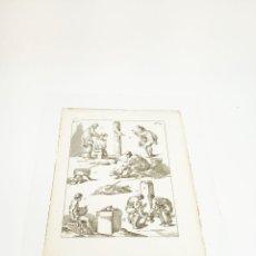 Arte: GRABADO15 COSTUME DE ANCIENS PEUPLES,USAGES RELIGIEUX,CIVILS ET DOMESTIQUES DES GRECS ET DES ROMAINS. Lote 218943120