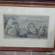 Arte: GRABADO FISTULAM 1.704. Lote 219003763