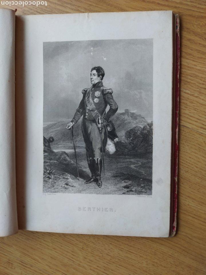 Arte: Album de pequeñas litografías (21x16). Época napoleónica. Guerra europea. Napoleón Bonaparte. - Foto 5 - 219633300