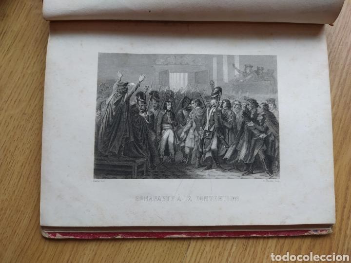 Arte: Album de pequeñas litografías (21x16). Época napoleónica. Guerra europea. Napoleón Bonaparte. - Foto 7 - 219633300