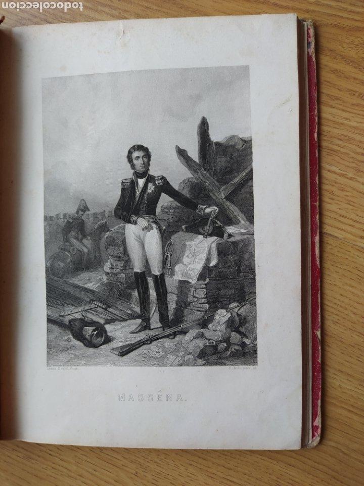 Arte: Album de pequeñas litografías (21x16). Época napoleónica. Guerra europea. Napoleón Bonaparte. - Foto 8 - 219633300