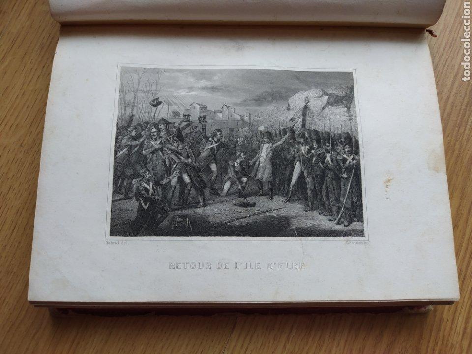 Arte: Album de pequeñas litografías (21x16). Época napoleónica. Guerra europea. Napoleón Bonaparte. - Foto 9 - 219633300