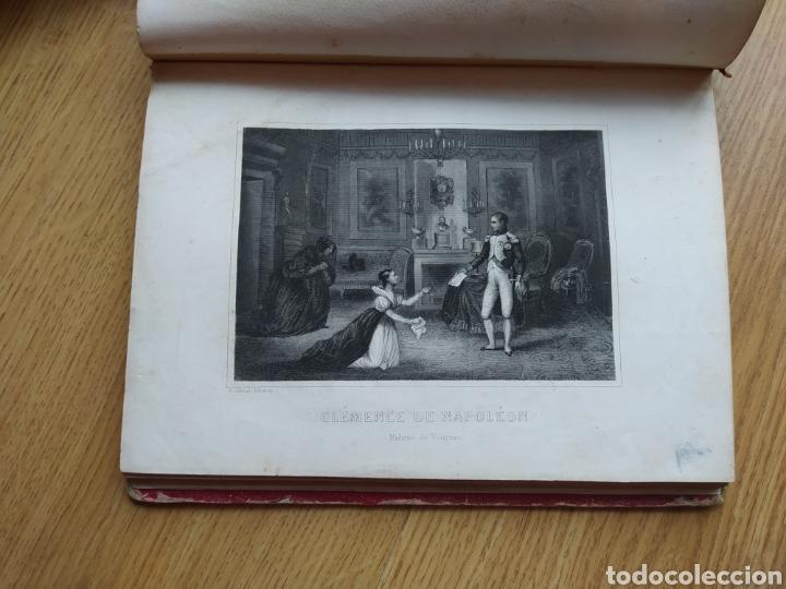 Arte: Album de pequeñas litografías (21x16). Época napoleónica. Guerra europea. Napoleón Bonaparte. - Foto 10 - 219633300