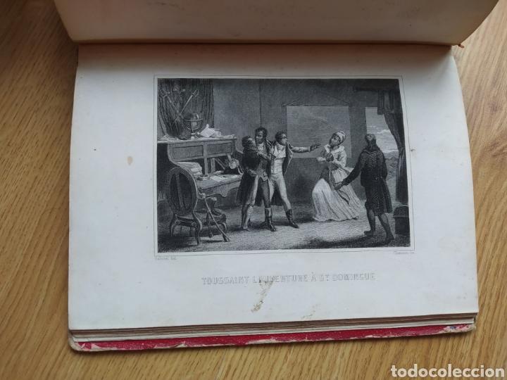 Arte: Album de pequeñas litografías (21x16). Época napoleónica. Guerra europea. Napoleón Bonaparte. - Foto 13 - 219633300