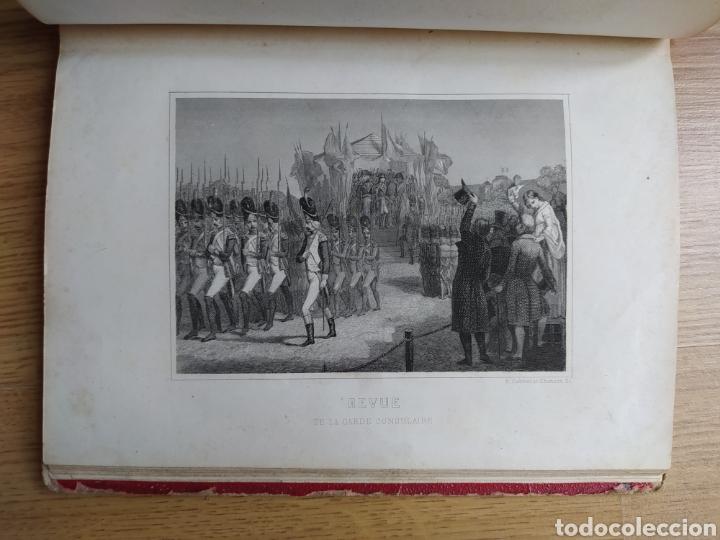 Arte: Album de pequeñas litografías (21x16). Época napoleónica. Guerra europea. Napoleón Bonaparte. - Foto 14 - 219633300