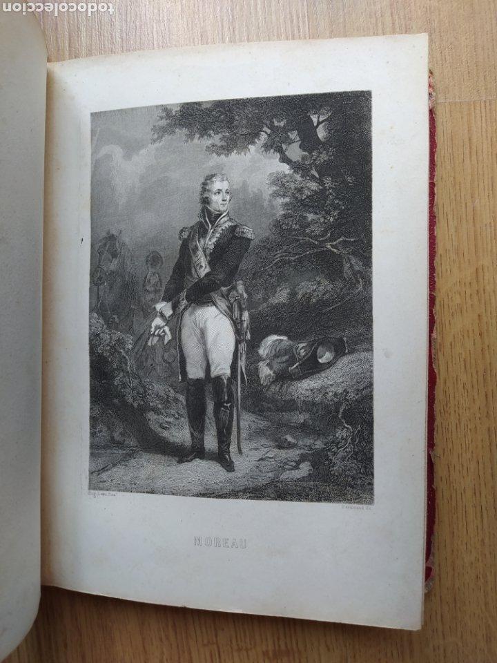 Arte: Album de pequeñas litografías (21x16). Época napoleónica. Guerra europea. Napoleón Bonaparte. - Foto 15 - 219633300