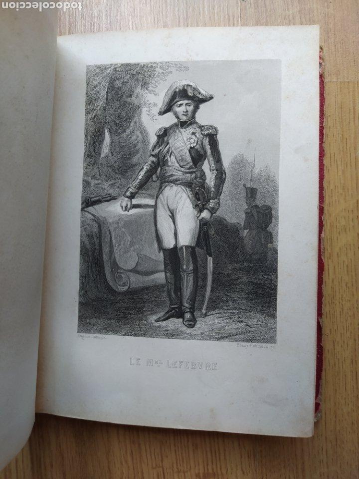 Arte: Album de pequeñas litografías (21x16). Época napoleónica. Guerra europea. Napoleón Bonaparte. - Foto 16 - 219633300
