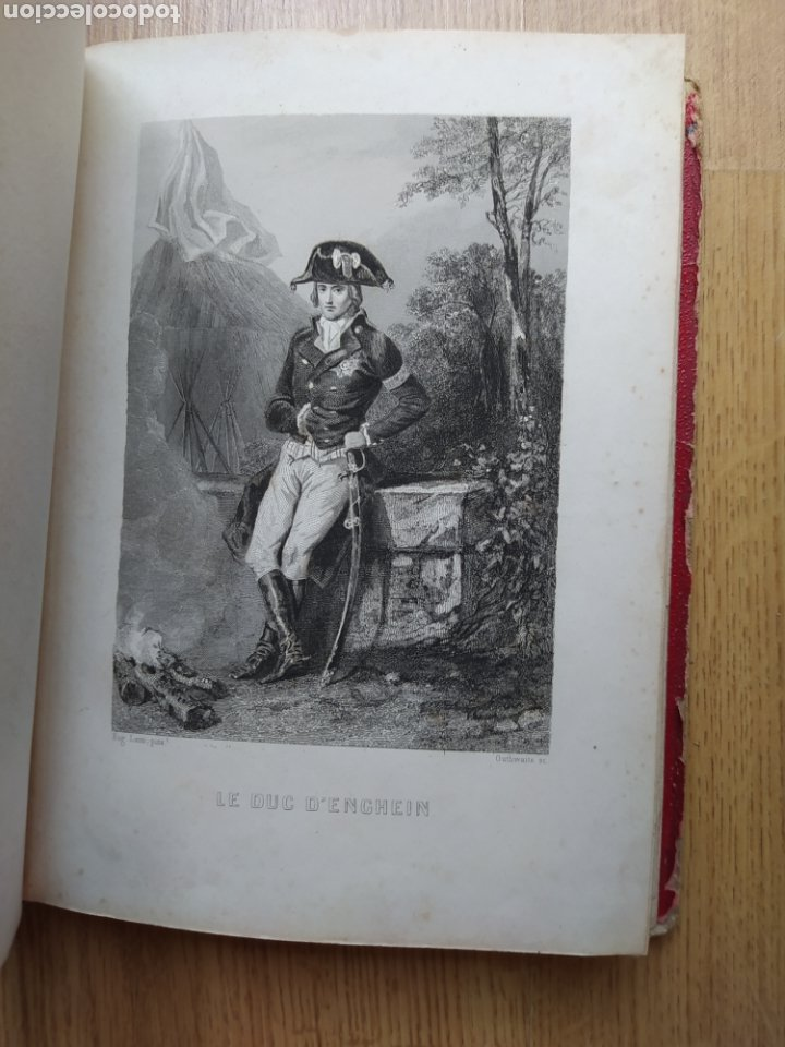 Arte: Album de pequeñas litografías (21x16). Época napoleónica. Guerra europea. Napoleón Bonaparte. - Foto 18 - 219633300