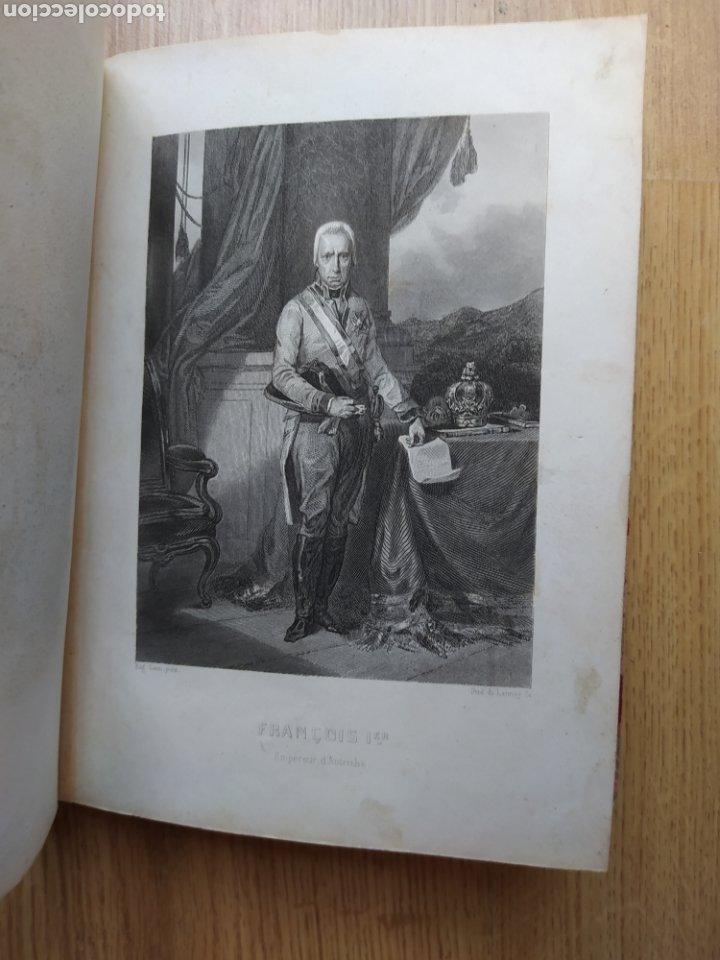 Arte: Album de pequeñas litografías (21x16). Época napoleónica. Guerra europea. Napoleón Bonaparte. - Foto 19 - 219633300