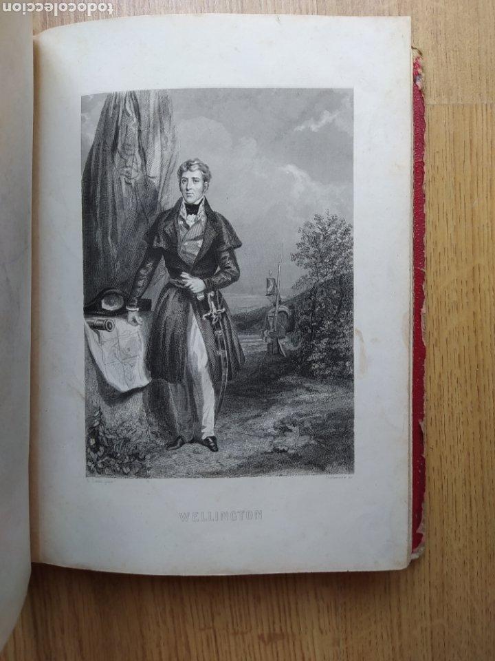 Arte: Album de pequeñas litografías (21x16). Época napoleónica. Guerra europea. Napoleón Bonaparte. - Foto 20 - 219633300