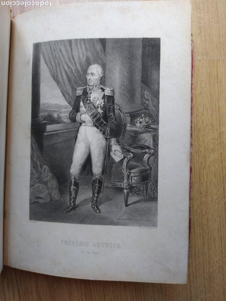 Arte: Album de pequeñas litografías (21x16). Época napoleónica. Guerra europea. Napoleón Bonaparte. - Foto 21 - 219633300