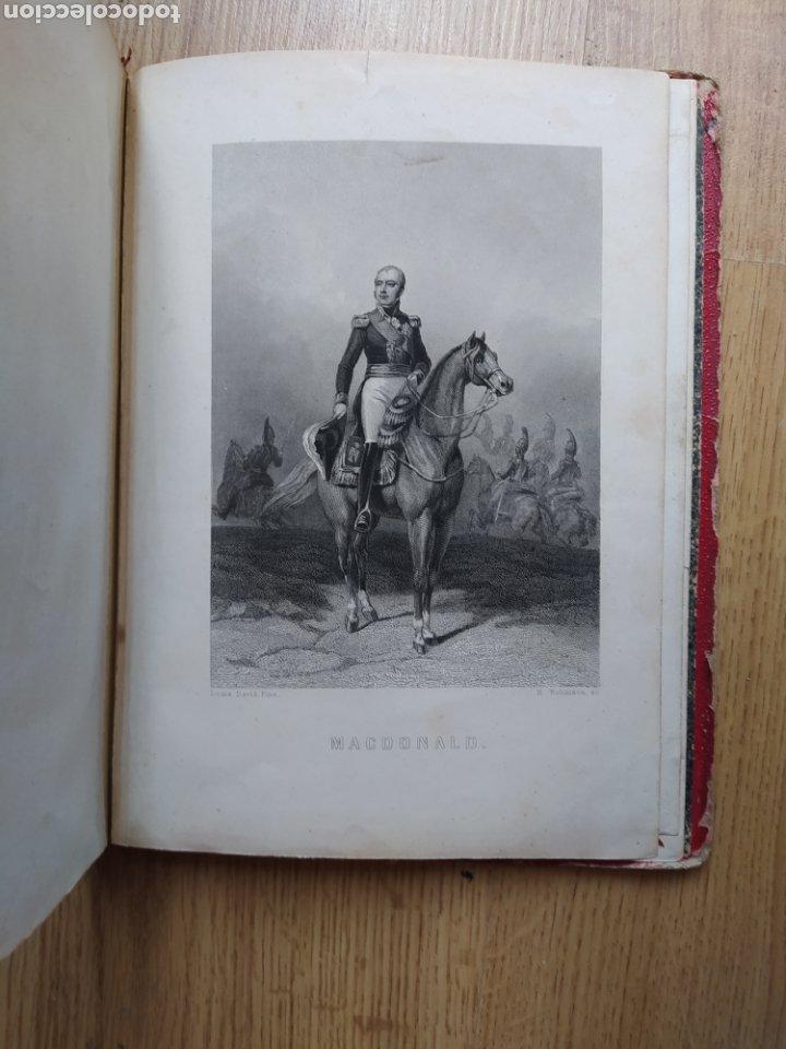 Arte: Album de pequeñas litografías (21x16). Época napoleónica. Guerra europea. Napoleón Bonaparte. - Foto 24 - 219633300