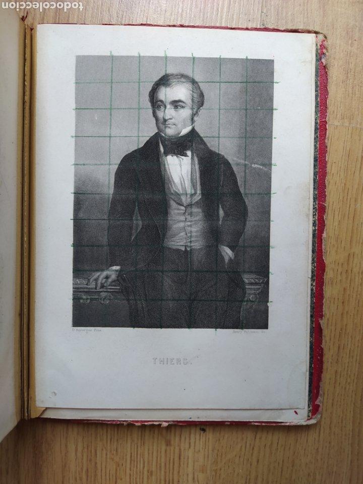 Arte: Album de pequeñas litografías (21x16). Época napoleónica. Guerra europea. Napoleón Bonaparte. - Foto 25 - 219633300
