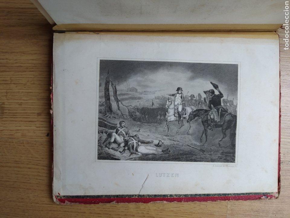 Arte: Album de pequeñas litografías (21x16). Época napoleónica. Guerra europea. Napoleón Bonaparte. - Foto 26 - 219633300