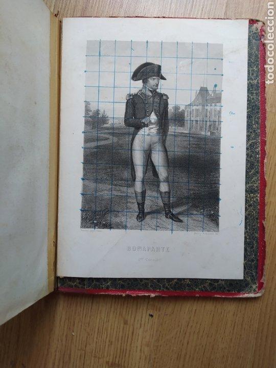 Arte: Album de pequeñas litografías (21x16). Época napoleónica. Guerra europea. Napoleón Bonaparte. - Foto 27 - 219633300