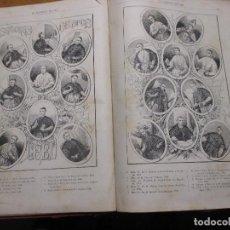 Arte: SEÑORES OBISPOS DE CEBÚ, FILIPINAS, FOTOGRABADO, 1886 LA HORMIGA DE ORO, JUDAS. Lote 221859138