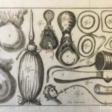 Arte: MEDICINA. GINECOLOGÍA. HERRAMIENTAS QUIRURGICAS. (23 X 36 CM). Lote 222009128