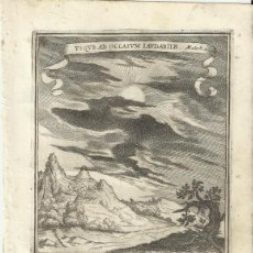 Arte: GRABADO DE LAS HONRAS QUE SE HICIERON A SU CATÓLICA MAJESTAD DE FELIPE IV MADRID AÑO 1666 S. XVII. Lote 222257692