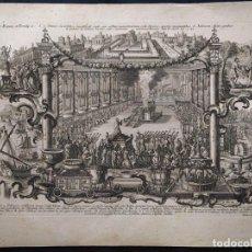 Arte: Nº 41. LIBER REGUM. SALOMÓN Y EL TEMPLO. ARCA ALIANZA. HISTORIAE BIBLICAE. KLAUBER. [1757 H.]. Lote 222448693