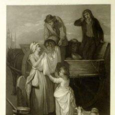Arte: THOMAS APPLETON (1854 - 1924) - 13 GRANDES GRABADOS FIRMADOS. Lote 222636760