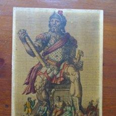 Arte: REPRODUCCIÓN ENTRADA AMBERES ARCHIDUQUE ERNESTO, DESCRIPTIO PUBLICAE GRATULATIONIS SPECTACULORUM. Lote 222691778