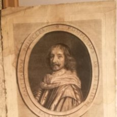 Arte: SENATUS GALLARUM PRINCEPS POR ESTABAN BOIX (1774-1829). 1794.. Lote 222990286