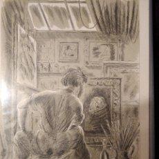 Arte: GRABADO DE CYRIL BOUDA FAMOSO ARTISTA CHECOESLOVACO ( VER WIKIPEDIA ) FIRMADO. Lote 223253072