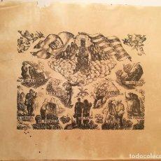 Arte: MONTSERRAT POR ENRIC CRISTOFOL RICART. 1931.. Lote 223380433