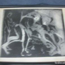 Arte: CABOT. GRABADO NUMERADO 23/75. 30X39 CM.. Lote 223919337
