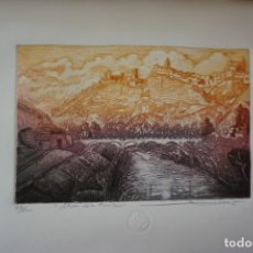 Art: ARCOS DE LA FRONTERA, DE JOSÉ MANUEL DURÁN GONZÁLEZ. Lote 224454752