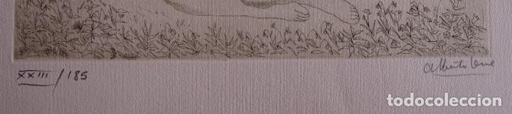 Arte: SAFO POEMAS EDICION BIBLIOGRAFICA 10 GRABADOS AGUAFUERTE ALBERTO DUCE NUMERADOS 185 EJEMPLARES - Foto 14 - 224459102
