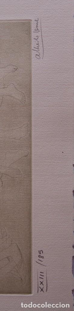 Arte: SAFO POEMAS EDICION BIBLIOGRAFICA 10 GRABADOS AGUAFUERTE ALBERTO DUCE NUMERADOS 185 EJEMPLARES - Foto 17 - 224459102