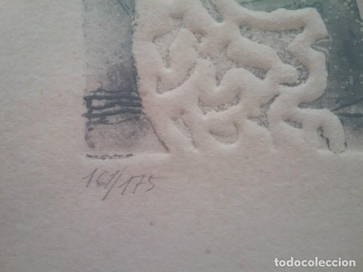 Arte: Grabado. Jafar T. Kaki. - Foto 3 - 226131635