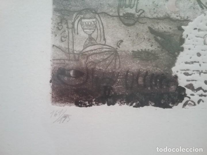 Arte: Grabado. Jafar T. Kaki. - Foto 4 - 226132125