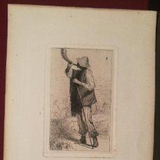 Arte: CABRERO POR CARLOS DE HAES (1829-98). Lote 226602735