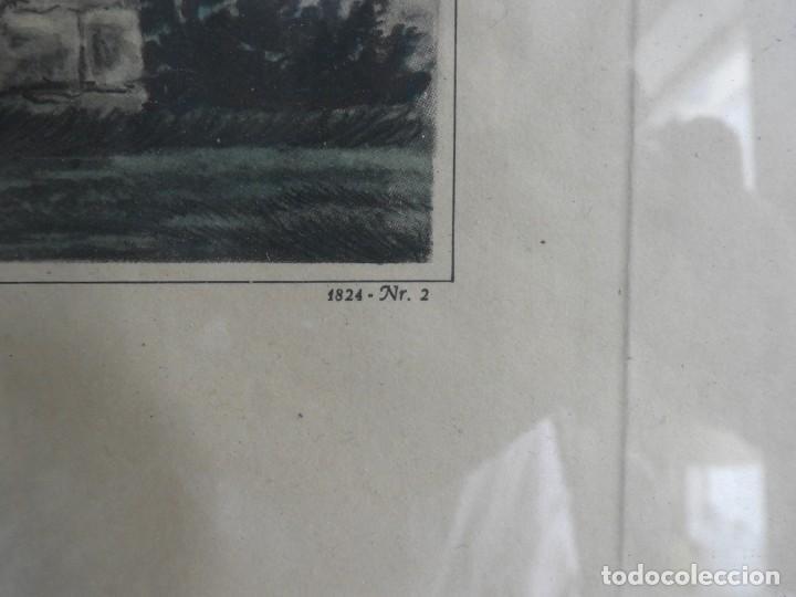 Arte: BONITOS GRABADOS INGLESES DE CAZA GRABADOR C. VERNET - Foto 4 - 227191290
