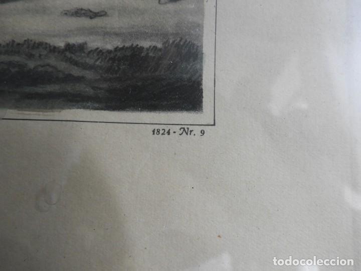 Arte: BONITOS GRABADOS INGLESES DE CAZA GRABADOR C. VERNET - Foto 9 - 227191290