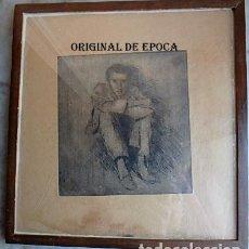 Arte: (JX-201205)AGUAFUERTE DE JOSEP NARRO I CELORRIO.REFUGIADO CAMP D´ARGELES,6 OCT. 46 ÚNICA PRUEBA .. Lote 228297990