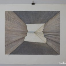 Arte: GRABADO SUBIRACHS. Lote 228816555
