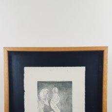 Arte: JORGE CASTILLO CASALDERREY. (PONTEVEDRA 1933) GRABADO 1968. NUMERADO A LAPIZ 13/15. Lote 229869985