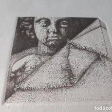 Arte: GRABADO ARTISTA MANUEL BOIX (L'ALCUDIA) EL DE JOAN J TRAMA DE GRABADOR ESTAMPADO AÑO 1978 VALENCIA. Lote 230873635