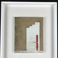 Arte: ORIGINAL FIRMADO - XIMO AMIGO - NUMERADA 694/1500. Lote 234132595