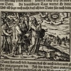 Arte: ANTIGUA BIBLIA LUTERANA, SIGLO XV - XVI. Lote 234893455