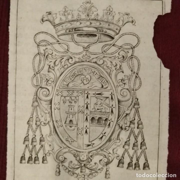 Arte: Escudo heráldico siglo xviii - Foto 7 - 234908150