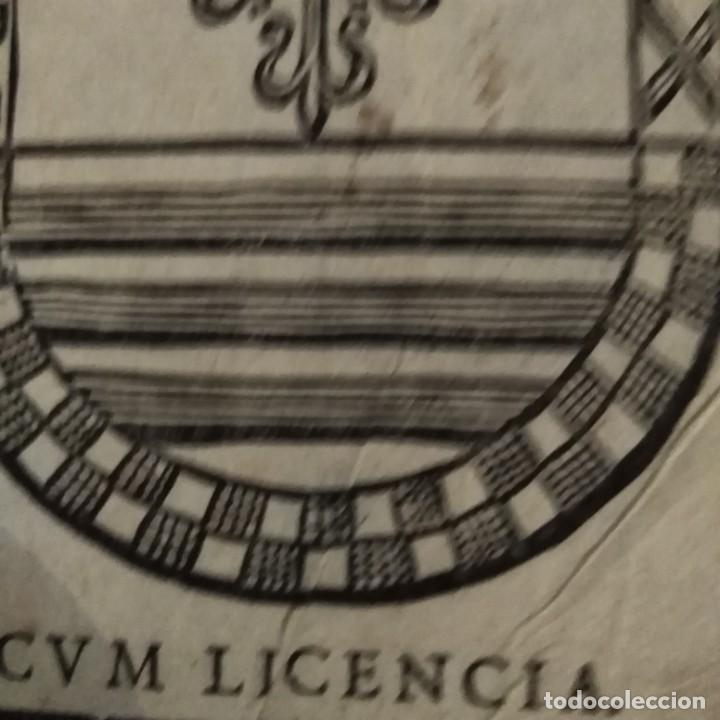 Arte: Escudo heráldico siglo XVII - Foto 3 - 234912475