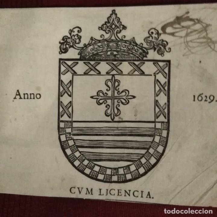 Arte: Escudo heráldico siglo XVII - Foto 5 - 234912475